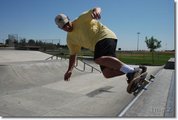 Steve Hirsch at Dixon