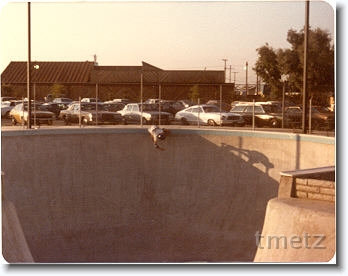Lakewood Monster Bowl, Tim Metz
