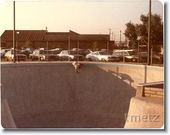 Lakewood Monster Bowl, Tim Metz