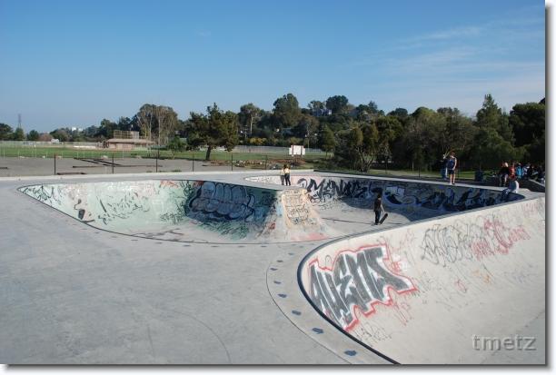 Martinez skatepark