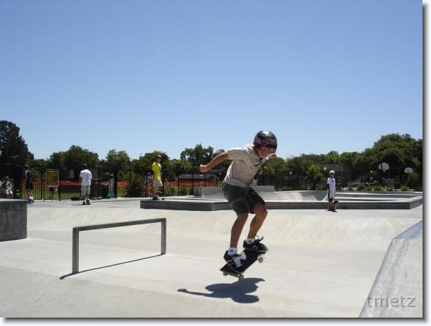 Jacob Vanderwell at Menlo Park