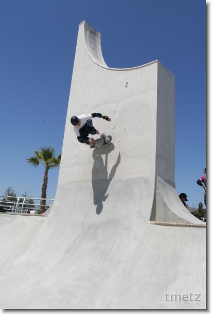 Tim Metz at San Jose