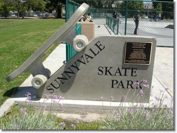 Sunnyvale sign